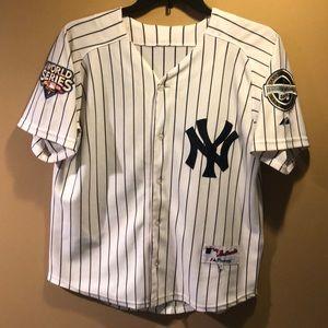 Like New-Yankee Jersey-7-Size 48
